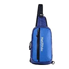 Climbing Bag Waterproof Shoulder Bags Men Women Sport Travel Backpack Bike Cycling Bag(Blue)