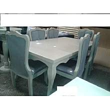 Six Sitter Antique Dinning Table