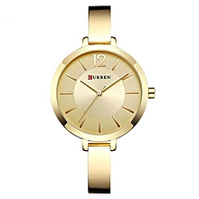 Women's Luxury Full Steel Bracelet Style Quartz Watch Fashion Gifts For Women Wristwatch Dress Ladies Watches