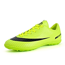 Professional Men Turf Indoor Soccer Shoes Cleats Kids Futsal Football Boots Sneakers