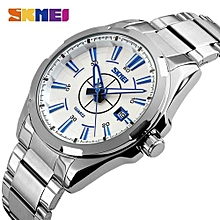 Suitable SKMEI Watch Big Dial Men Popular Quartz Calendar Wristwatches Male Water Resistant Fashion Casual Luxury Relogio Masculino Watch
