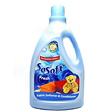 New Improved formula Fresh Fabric Softener &Conditioner 2.5l