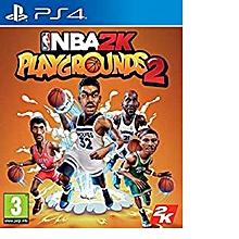 PS4 Game NBA 2K19 Play Grounds 2