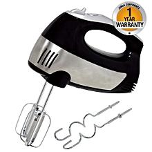 RM/382- Hand mixer- Black