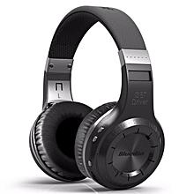 Bluedio HT Bluetooth Wireless On-Ear Headphone (Black) BDZ Mall