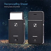 Men's Rechargeable Electric Reciprocating Single Blade Electric Shaver