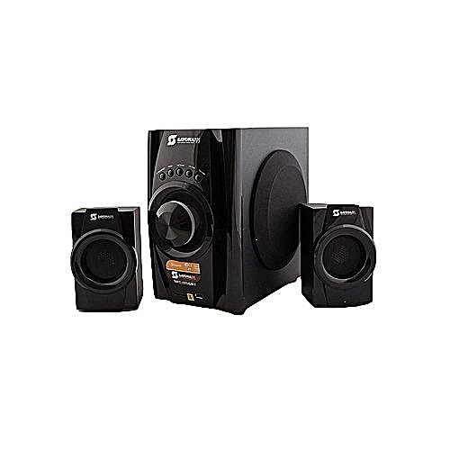 SHT-1156BT - 2 1 CH Multimedia Speaker Subwoofer