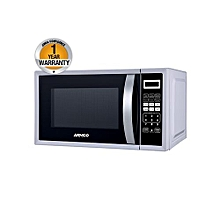 AM-DS2033(SL) - Microwave Oven - 20L - 700W - Silver & Black
