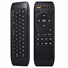 Viboton KB-91 2.4GHz Air Mouse Wireless Keyboard Remote Control Built In Li-ion Battery With USB Receiver