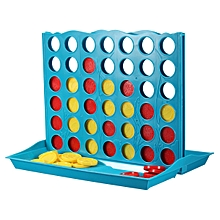 Connect Four 4 In A Row Board Game Family Travel Educational Game Kids Toy Gift