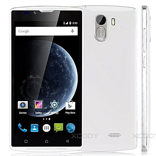 """5"""" XGODY 3G/2G Android 5.1 AT&T Quad Core un-locked Cell Phone 2 SIM Smartphone"""