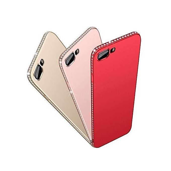... IPhone 6 Plus/ 6S Plus Case, Phone Case, Bling Sparkly Diamond Rhinestone Kickstand ...
