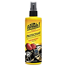 Formula1 High Performance Protectant – Strawberry Fragrance Protectant 10/04 oz (315 ml)-Cleans Car Interiors and Exteriors – Shines and Protects
