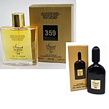 Black orchid Perfume No. 359 VIP EDP for Men 100ml + 25ml Pack