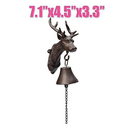 Buy Generic 7 1 X4 5 X3 3 Iron Door Bell Deer Outdoor Gates
