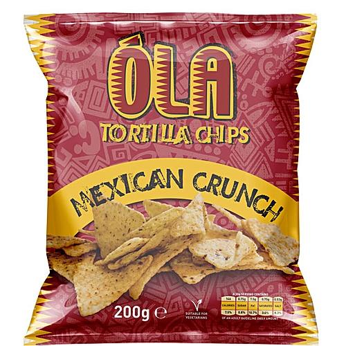 Tortilla Chips Mexican Crunch - 200g