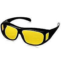 58954f53173 Night Driving Glasses Anti Glare Vision Driver Safety Sunglasses Goggles.