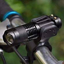 Unisex Outdoor Sport Hiking Camp Headlamp Cycling Flashlight - Black