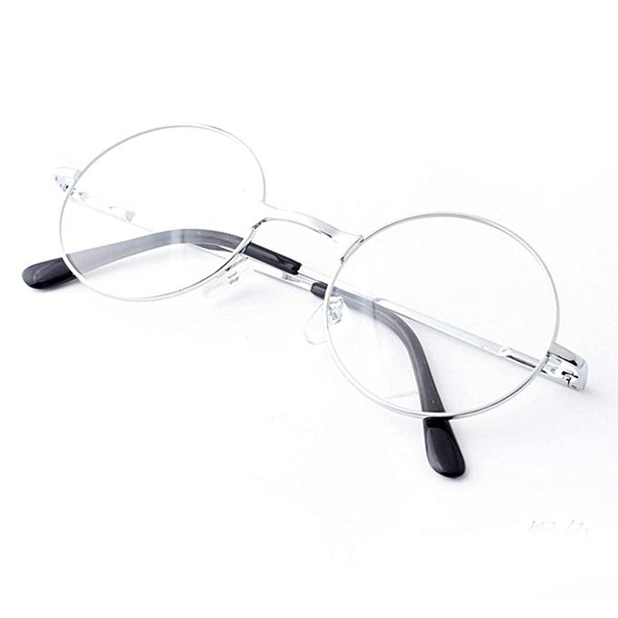 31bb46a41cbd New Cute Fashion Children Kids Eyewear Casual Round Shape Glasses-Array
