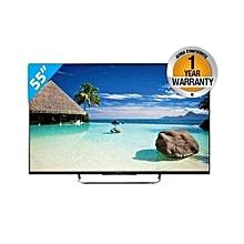 "55W650D - 55"" - Full HD  Digital LED Smart TV - Black"