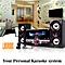 Wireless Bluetooth Professional Karaoke System 100W Audio Amplifier with Remote