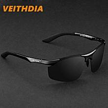 4ee20a36c7 VEITHDIA Aluminum Magnesium Brand Designer Polarized Sunglasses Men Glasses  Driving Glasses Summer 2016 Eyewear Accessories 6529