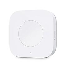 Xiaomi Aqara Wireless Switch (Upgraded Version) Zigbee System Remote Control Switch, Need to Work with (CA0001) Product(White)