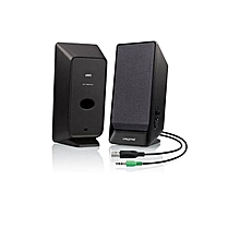 2.0 Speakers - Black