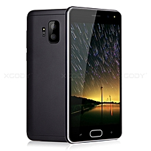 "un-locked  5"" 5MP Cheap 2SIM Quad Core 4GB Android 5.1 Cell Phone Smartphone black"