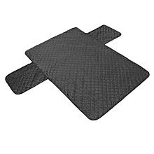 Two Seats Sofa Cushion Furniture Protector Cover Pad Pet Waterproof