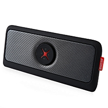 PINSHOW MINISLOVE X7 Portable Bluetooth Speaker With Microphone Support TF Card AUX Input Power Bank Function-BLACK