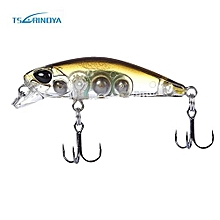 TSURINOYA DW29 Outdoor 42MM Hard Fishing Lure Crank Bait-COLORMIX
