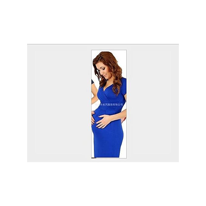 a248254f86249 Maxi Dresses Uitable & Comfortable Fashion Pregnancy Dresses For Pregnant  Women Maternity Clothes Autumn Winter Dresses