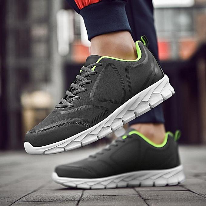 ce1d9b4774d1 Men s Sneakers Running Shoes Stability Trainers Sports Shoe Man Jogging  Platform Sneakers For Men Plus Size