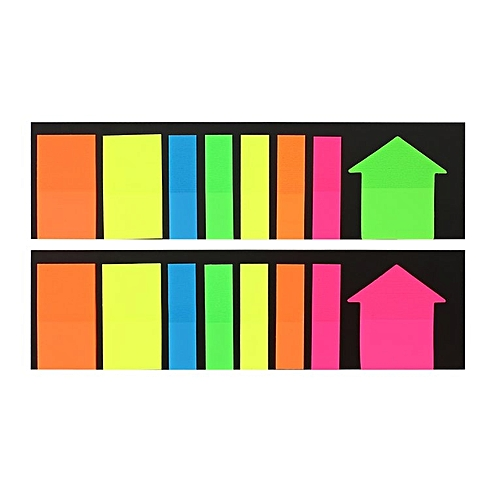 buy allwin colorful sticky notes portable page markers different