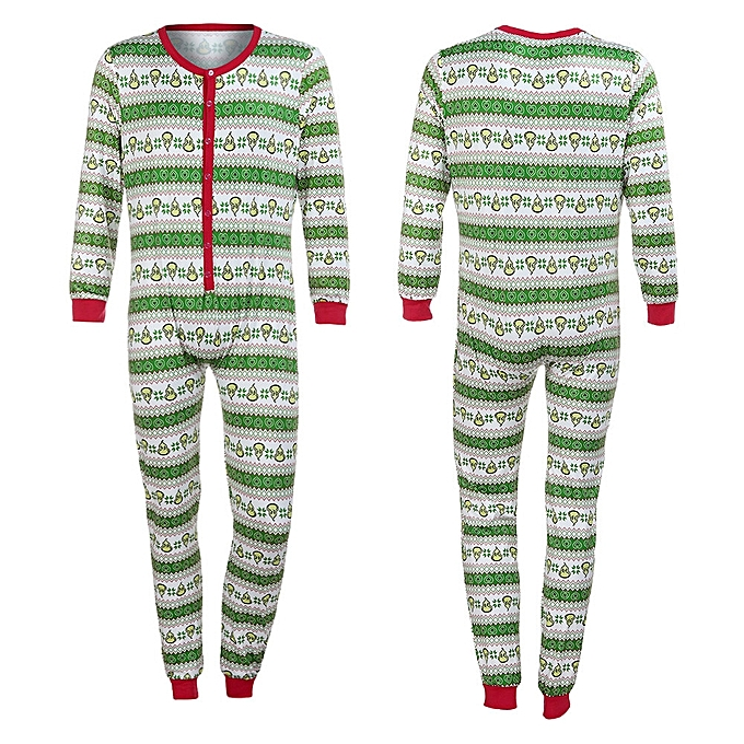 Hiamok Women Family Matching Xmas Pajamas Set Women Kid Adult PJs Sleepwear  Nightwear be2579b5b