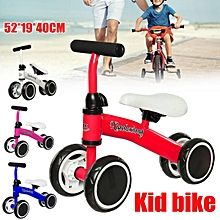 Reversible Kids Toddlers Balance Bike Bicycle Iron Children Bikes Little Zoomer