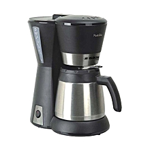 Matilda Coffee Maker with Double wall stainless steel Thermos jug
