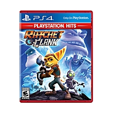 PS4 Game Ratchet & Clank Playstation Hits