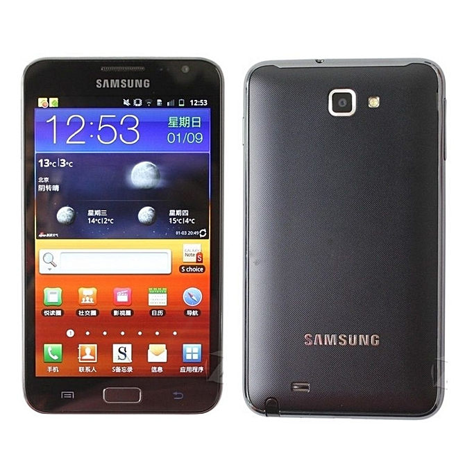 Samsung Galaxy N7000 Android Phone 8 0MP 5 3
