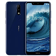 "5.1 Plus - 5.8"" HD+  - 32 GB - 3 GB RAM - Blue"