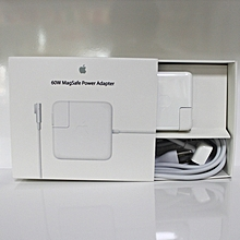 Apple 60W Magsafe  Power Adapter for Macbook and 13- Inch Macbook Pro