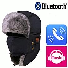 Winter Warm Beanie Ski Hat Wireless Bluetooth Smart Cap Headset Headphone Speaker Mic Music