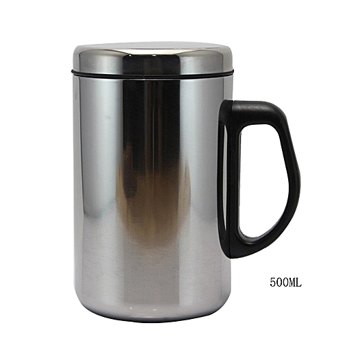 708d193a071 350/500ml Double Wall Insulated Cup Stainless Steel Thermo Mug Water Bottle  Vacuum Flask Coffee Tea Mug Thermos Bottles