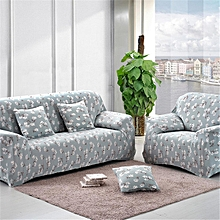 1/2/3Pcs Seater Floral Modern Stretch Sofa Slipcover Protector Soft Couch Cover #1 seater