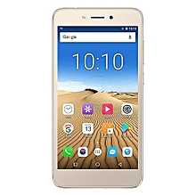 """V33- 6.0""""- 16GB+1GB- 5MP- 3200mAh -Dual SIM - Android 7.0- Gold"""