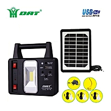 AT-118 Solar Home Lighting System