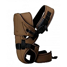 Best and comfortable Baby Carrier With a Hood - Brown,