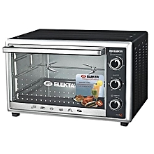 43L Electric Oven with Rotisserie - Metallic