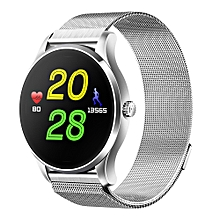 K88H Smart Watch IOS Android Heart Rate Monitor Watch 1.22 Inch IPS Round Screen